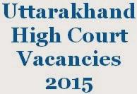 Uttarakhand High Court Nainital