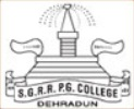 SGRR PG College Dehradun, Vacancies