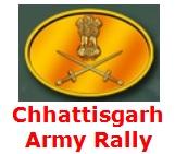 Chhattisgarh Army Rally, ARO Raipur, CG Bharti Online